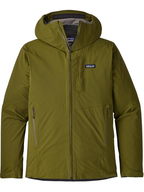 Patagonia M's Stretch Rainshadow Jacket Willow Herb Green
